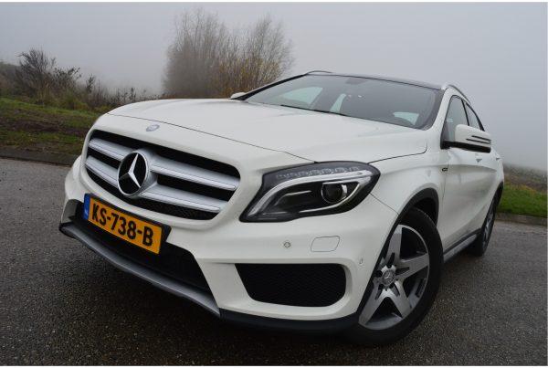 Kreeft Auto en Service Enkhuizen: Mercedes-Benz GLA-klasse AMG Pakket !!! 180 Prestige